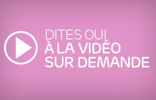 Voir la vidéo promotionnelle de la vidéo sur demande