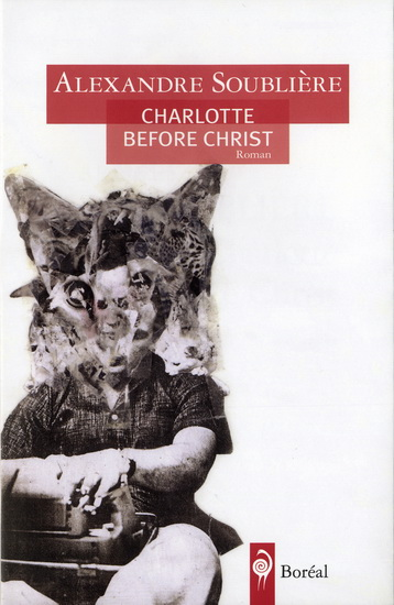 Couverture Charlotte before Christ