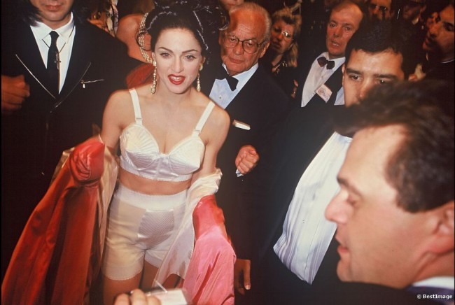 madonna cannes1991