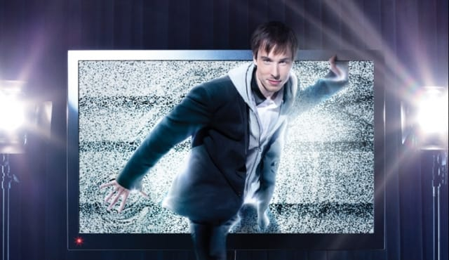 Réellement sur scène : Spectacle Luc Langevin