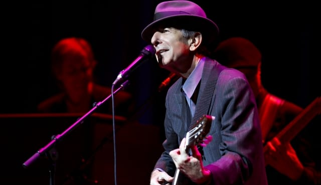 Tower of Song : Hommage à Leonard Cohen