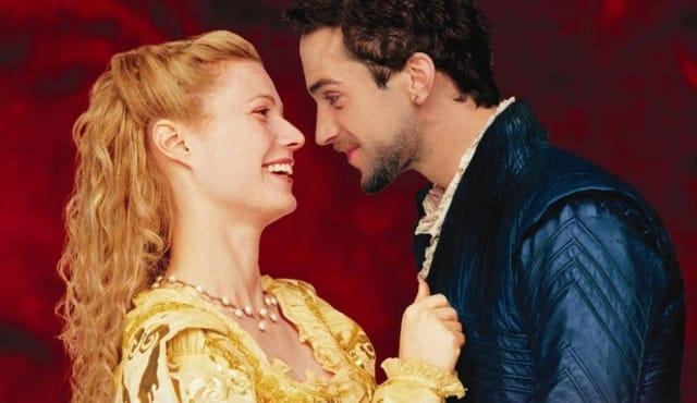 Shakespeare et Juliette