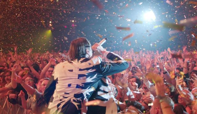 Arcade Fire : En concert à Earls Court, Londres