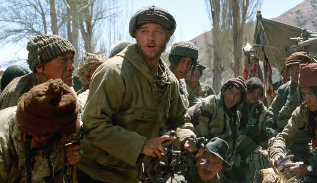 Sept ans au Tibet