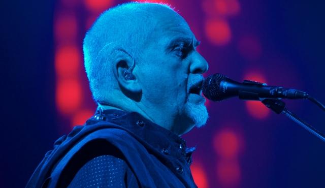 Peter Gabriel : Back to Front - En concert à Londres