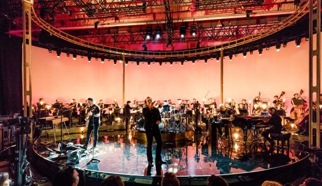 U2 en concert à Londres