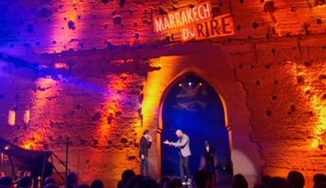 Grand Rire à Paris et à Marrakech