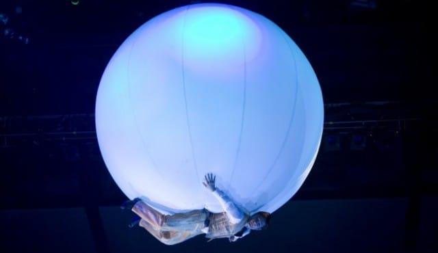 Le Cirque du Soleil présente Délirium