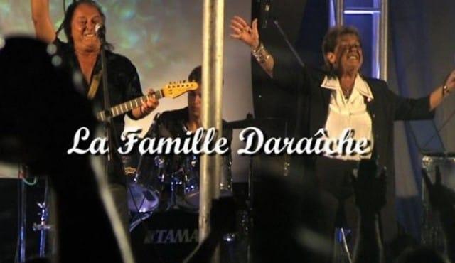 La famille Daraîche, du western au country