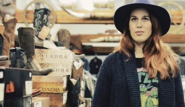 Parcours Pour l'amour du country avec Melissa Maya Falkenberg