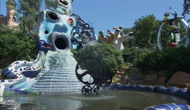 Niki de Saint Phalle, un rêve d'architecte