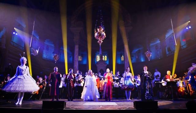 Le Cirque du Soleil - Le grand concert